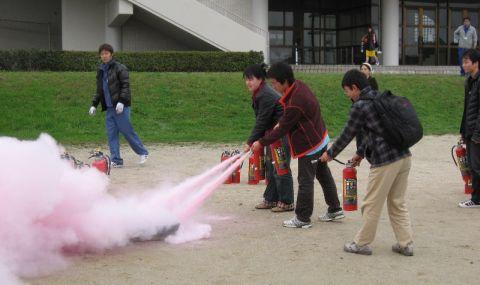 4 消火器訓練