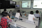 ICT講義風景1