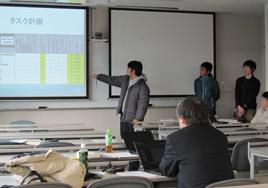 学生によるTSP成果発表