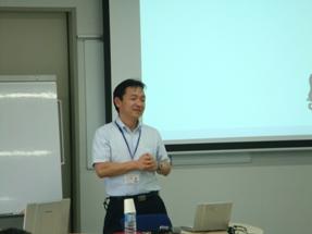 三谷康範教授