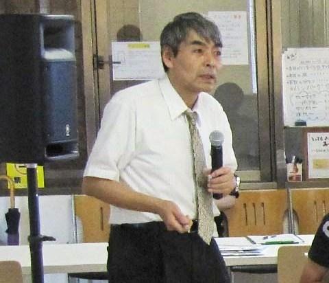 古川 昌司教授