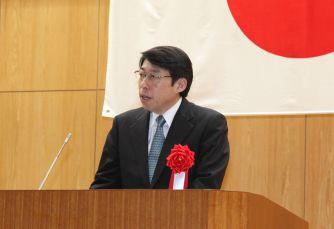 服部福岡県副知事