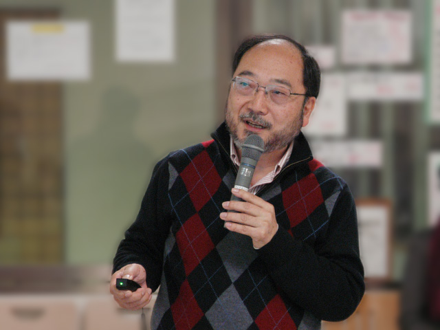 木村景一教授