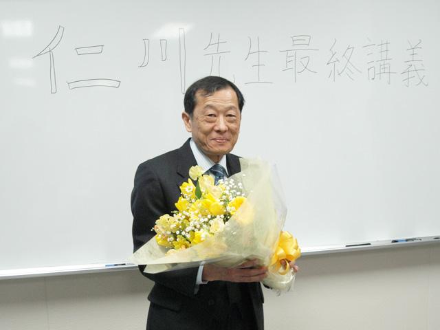 仁川 純一教授