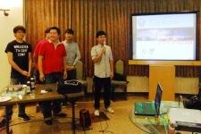 台湾科技大生による台湾紹介
