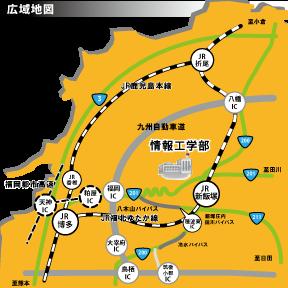 アクセスマップ|広域図