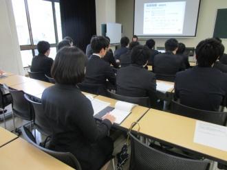 会場の様子(飯塚キャンパス)2