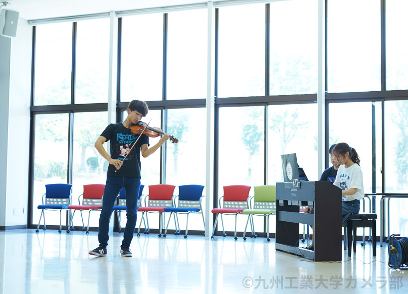 交響楽団 ミニコンサート イメージ
