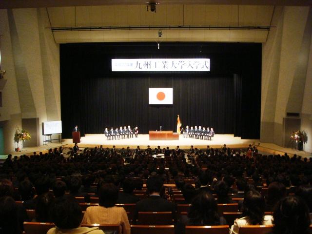 平成22年度入学式