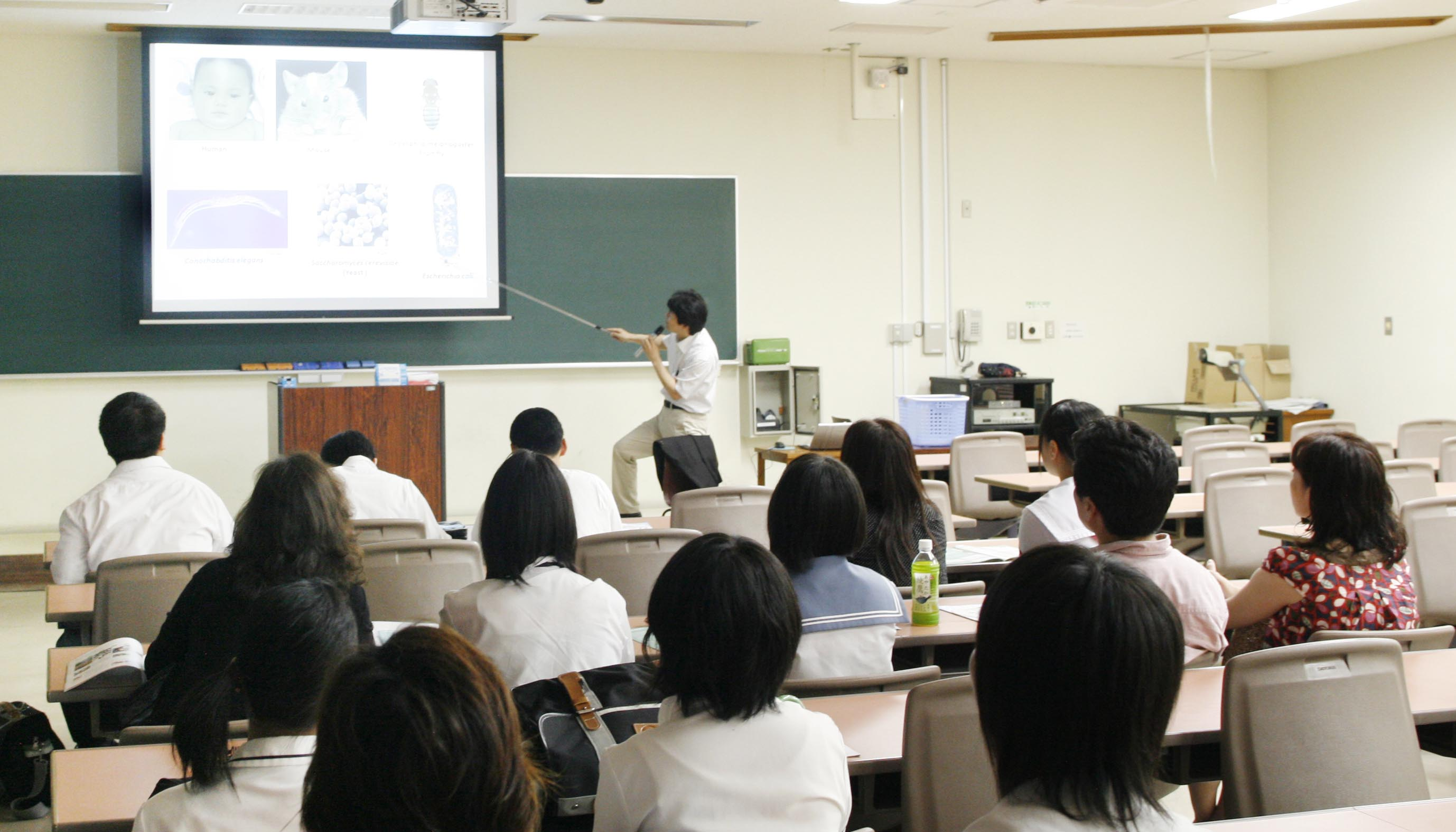 オープンキャンパス公開講義
