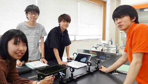 物理情報工学科 研究 イメージ